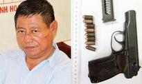 Trung tá công an bắn chủ tiệm vàng đã ly thân vợ