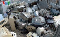 Bắt giữ hàng trăm thiết bị điện lạnh, điện tử nhập lập