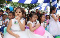 4 triệu hộp sữa cho học sinh mầm non và tiểu học