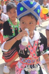 Chương trình Sữa học đường nâng cao nhận thức về chăm sóc dinh dưỡng cho trẻ em Việt Nam