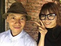 Hari Won vui vẻ đến chúc mừng 'tình cũ' Tiến Đạt mở thêm quán mới