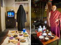 Những bữa ăn 'phong phú' và đầy hấp dẫn trên mọi vùng miền thế giới