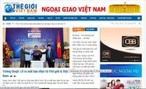 Ra mắt Báo điện tử Thế giới & Việt Nam