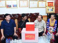 Thủ tướng thăm Khu tái định cư thủy điện Sơn La