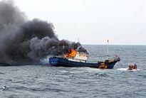 Cảnh sát Hàn Quốc trấn áp, 3 ngư dân Trung Quốc chết