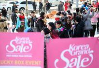 Lễ hội du lịch mua sắm 'Korea grand sale' - trải nghiệm thiên đường mua sắm Hàn Quốc