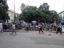 BV Bạch Mai: Ngày cuối trước khi đóng cửa bãi trông giữ xe