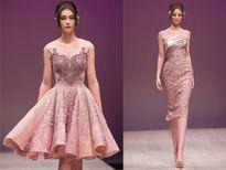 HH Hà Kiều Anh bất ngờ xuất hiện tại Canada Fashion Week