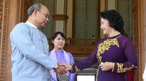 Việt Nam - Myanmar tăng cường hợp tác lập pháp