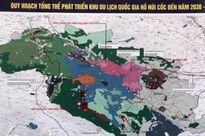 Thẩm định quy hoạch siêu dự án 15.000 tỷ Hồ Núi Cốc của tỷ phú Xuân Trường