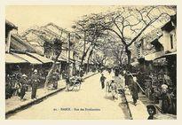 Hình ảnh tuyệt đẹp về 36 phố phường Hà Nội một thế kỷ trước