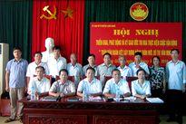 Hội nghị triển khai, phát động Cuộc vận động 'Toàn dân đoàn kết XD nông thôn mới, đô thị văn minh'