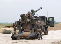 Công nghệ Pháp trên pháo tự hành CAESAR - uy lực áp đảo chiến trường