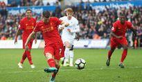 """Swansea – Liverpool: """"Món quà"""" cuối trận"""