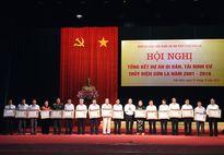 Không để người dân tái định cư Thủy điện Sơn La tái nghèo