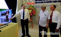 BẢN TIN MẶT TRẬN: Hoạt động của Chủ tịch Nguyễn Thiện Nhân tại Trà Vinh