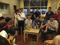 Khi khán giả uống bia hơi và hát cùng Trần Tiến