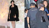 Ảnh hậu TVB không dự đám cưới Dương Di vì bất hòa
