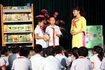 Thái Nguyên tổ chức hội thi 'Giáo viên dạy giỏi tiết đọc thư viện'