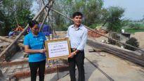 LĐLĐ tỉnh Ninh Bình: Hơn 2 tỉ đồng thực hiện các hoạt động xã hội từ thiện