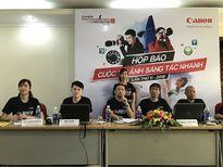Canon PhotoMarathon Hà Nội 2016 chính thức khai mạc