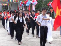 Ấn tượng ngôi trường của các dân tộc