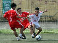 Kết quả, hình ảnh lượt trận đầu tiên giải bóng đá học sinh THPT Hà Nội 2016