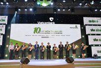 Vietcombank kỷ niệm 10 năm thành lập 8 chi nhánh tại TP.Hồ Chí Minh