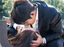 Những 'nụ hôn cứu mạng' gây sốt trên màn ảnh Hàn