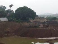 Thái Nguyên: Chưa bồi thường GPMB xong đã khai thác mỏ
