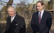 Hoàng tử William bị bố lên kế hoạch chiếm ngôi?