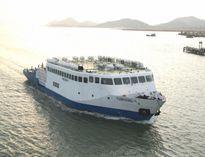 Cấm chạy tàu tuyến đường thủy quốc gia Rạch Giá - Hà Tiên