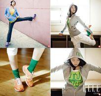 Cách giảm cân thần tốc của 'bác sĩ' Park Shin Hye