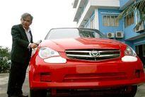 Xa vời giấc mộng ôtô 'Made in Việt Nam': Vì đâu nên nỗi?
