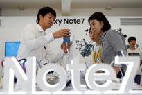 Samsung hạ dự báo lợi nhuận sau khi khai tử Note 7