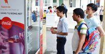 Cận cảnh máy bán hàng tự động trả tiền thừa đầu tiên ở TP. HCM