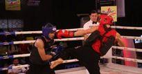 Những trận đấu bán kết võ cổ truyền đầy quyết liệt ở võ đài Number 1