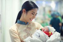 Hồng Quế sinh con gái đầu lòng tại Hà Nội