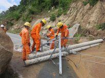 Giữ an toàn điện mùa mưa bão