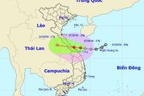 Trung Trung bộ sẽ có mưa to đến rất to, vùng nam biển Đông sóng biển dâng cao