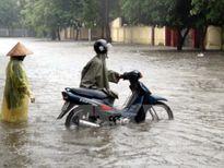 Các địa phương chủ động cho học sinh nghỉ học khi mưa lũ lớn