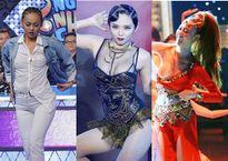 Những người đẹp từng 'lộ hàng' trên sóng truyền hình