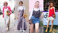 Váy ngủ + Áo thun : Combo thời trang lạ lẫm đang khiến mọi cô gái Việt chao đảo