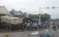 Tai nạn giao thông ngày 16/10: Đôi nam nữ tử vong sau cú đâm của ô tô đi cùng chiều