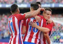 Atletico Madrid 7-1 Granada: Mưa bàn thắng khó tin