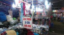 Bán hàng nhái, hội chợ thành tựu kinh tế phải đóng cửa sớm