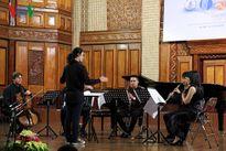 13 nhà soạn nhạc trẻ tranh tài tại Festival Âm nhạc mới Á-Âu