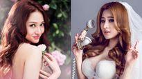 Bảo Anh đẹp sexy 'lấn át' vợ cũ Hồ Quang Hiếu