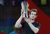 Murray lần thứ ba đăng quang Thượng Hải Masters