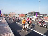Hải Phòng: cầu Niệm được thông xe trở lại